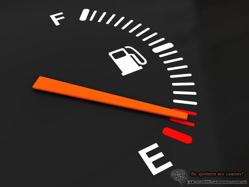 Як виміряти витрати палива?