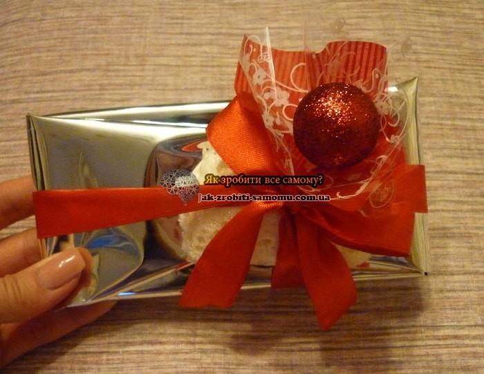 Як оформити шоколадку