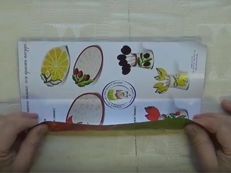 Як зробити метелика з паперу орігамі