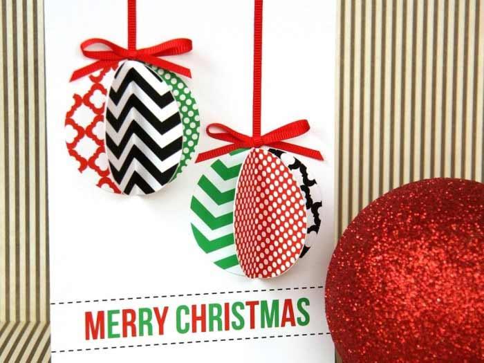 Як зробити новорічну листівку