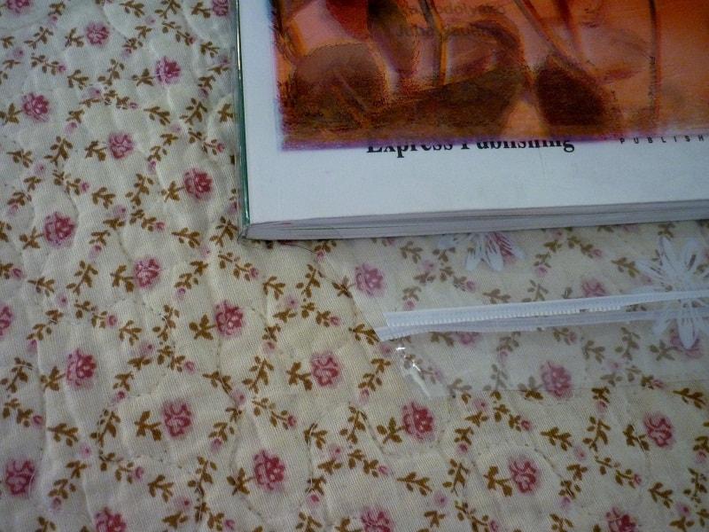 Як зробити обкладинку для книги своїми руками