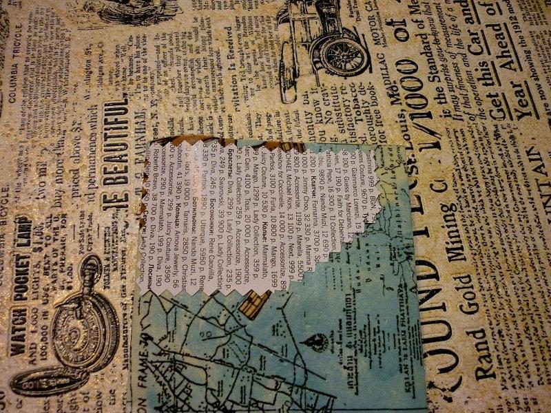 Як зробити романтичний конверт