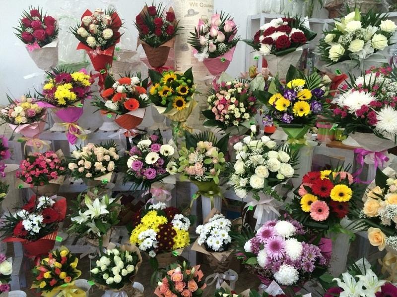 Як правильно вибирати квіти