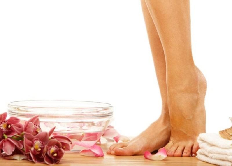 Як боротися з грибком на ногах