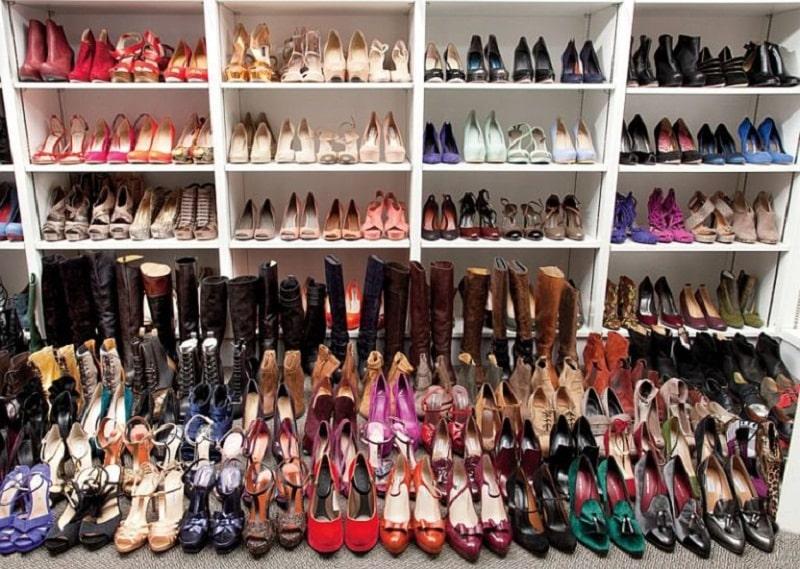 Як правильно зберігати взуття