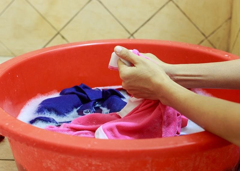 Як вивести марганцівку з рук в домашніх умовах