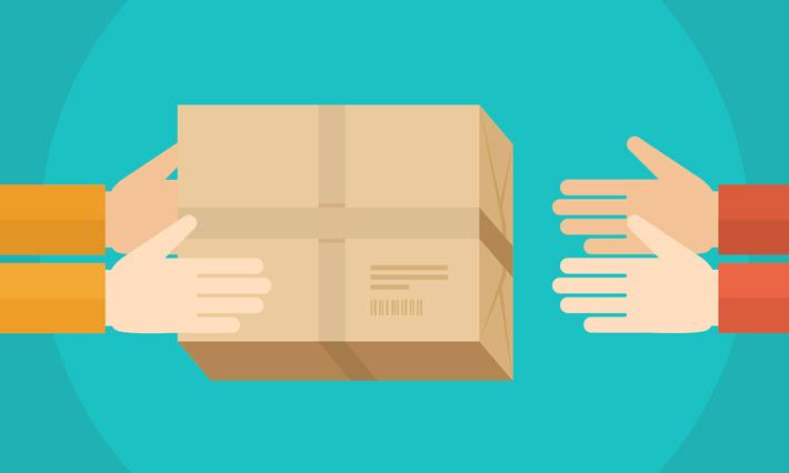 Як відправити посилку?